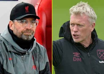 Jurgen Klopp's aspect can go high with win as David Moyes seeks to finish winless document in opposition to champions