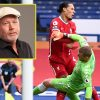 Jordan Pickford INTENDED to harm Virgil van Dijk claims former Arsenal ace Perry Groves, who admits he 'doesn't remorse' doing similar to ex-Tottenham participant