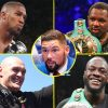 Tony Bellew adamant Tyson Fury is 'speaking nonsense,' breaks down why Anthony Joshua is 'much better' than Deontay Wilder