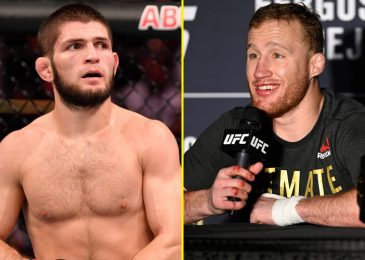 Coach Javier Mendez not fearful about Justin Gaethje's wrestling as 'Khabib is a grasp'