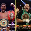 Tyson Fury tells Anthony Joshua to 'develop a pair' and ebook December battle in UK with doubts raised over Deontay Wilder trilogy bout