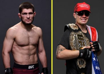 Colby Covington tears into 'p****' Khabib Nurmagomedov and claims 'The Eagle' was scared to face him