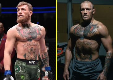 Conor McGregor shows cumbersome physique in loopy physique transformation photographs – regardless of Dana White's warning earlier than Dustin Poirier rematch