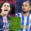 How Man Utd may line up with Edinson Cavani and Alex Telles with Purple Devils set to signal duo on switch deadline day