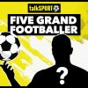 Are you able to guess which former teammate Trevor Sinclair is speaking about? Play 5 Grand Footballer on talkSPORT for an opportunity to win £5,000