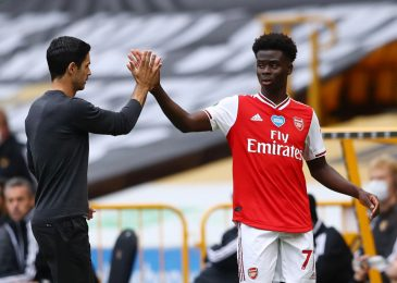 Arsenal legend Ian Wright explains why it's 'essentially flawed' that Gunners depend on teenager Bukayo Saka