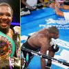 Dillian Whyte rips into Daniel Dubois for 'quitting' towards Joe Joyce, calls him and promoter Frank Warren 'c***s' in gorgeous rant