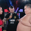 UFC referee Marc Goddard disgusted after watching feminine MMA fighter KO 529lbs male blogger in first spherical of inter-gender bout