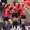 Manchester United battle again to safe excellent level with Man City in Girls's Tremendous League derby thriller