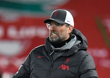 Jurgen Klopp hits out at 'crime' of being compelled to play on Saturday lunchtime after Liverpool's shock defeat to Atalanta