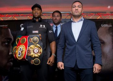 Anthony Joshua vs Kubrat Pulev might have followers in attendance on December 12 as Eddie Hearn reveals talks are going down