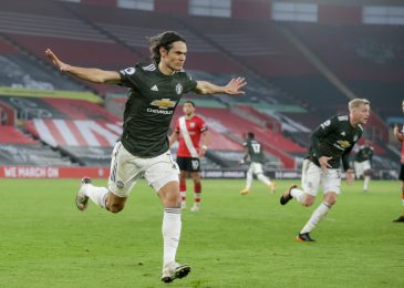 Manchester United star Edinson Cavani is Premier League's most impactful substitute this season after starring function in Southampton win