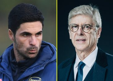 Fed up Arsenal fan praises Tottenham, desires 'PE trainer' Mikel Arteta sacked regardless of FA Cup triumph and changed by Arsene Wenger
