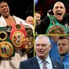 Warren offers Tyson Fury vs Anthony Joshua replace, Arsenal hero Wilshere 'may by no means' be part of Tottenham, black FA chairman can be 'enormous step'