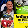 Tyson Fury vs Dillian Whyte struggle dominated out, Roberto Firmino over Diogo Jota regardless of hat-trick, Marcus Rashford hailed as talkSPORT phases FareShare takeover