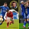 Jamie Vardy involves the rescue with last-gasp strike towards Braga to ship Leicester into Europa League knockout levels