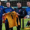 England goalkeepers Jordan Pickford, Nick Pope and Dean Henderson pay tribute to Ray Clemence after Liverpool and Tottenham legend's demise