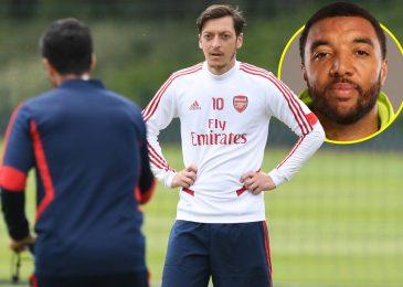 Mikel Arteta accused of 'poor administration' over Mesut Ozil's Arsenal exile, as Troy Deeney says he's upset by remedy of playmaker