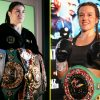 Katie Taylor Vs Chantelle Cameron might be the Anthony Joshua Vs Tyson Fury stage match-up ladies's boxing wants