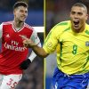 Arsenal starlet Gabriel Martinelli likened to Brazil legend Ronaldo