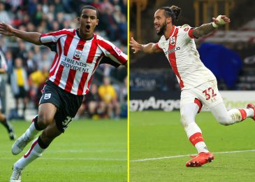 Theo Walcott scores first league aim for Southampton in 15 YEARS as Saints draw at Wolves