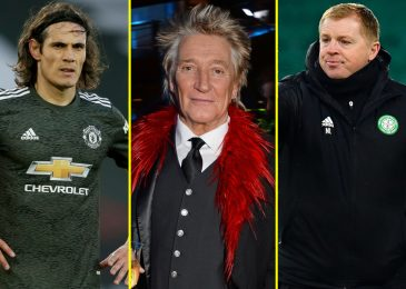 'Three-game ban not sufficient' for Cavani, concussion protocol 'harmful' and have to be modified, Sir Rod Stewart on Celtic struggles – soccer information LIVE