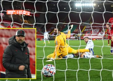 Lacklustre Liverpool fail to register a single shot on track as Atalanta avenge 5-Zero hammering with very important Champions League victory at Anfield