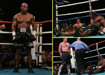 Forward of his subsequent combat, what occurred in Mike Tyson's final? Boxing legend give up on his stool having tried to interrupt Kevin McBride's arm as he bowed out
