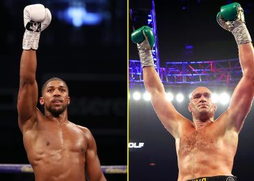 Anthony Joshua vs Tyson Fury anticipated to happen in Saudi Arabia this August as promoters push to finalise battle