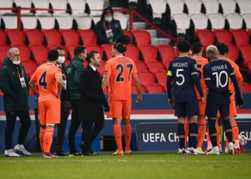 UEFA suspends Champions League official Sebastian Coltescu for PSG vs Istanbul Basaksehir walk-off amid racism declare