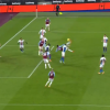 Sebastien Haller scores outrageous bicycle kick to equalise for West Ham in opposition to Crystal Palace