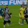 Matt Ritchie scores 'one of the crucial comical personal objectives ever' to present Fulham lead towards Newcastle