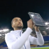 Heartwarming second Everton striker Dominic Calvert-Lewin leads out 80-year-old fan as digital mascot as a part of scheme to deal with loneliness