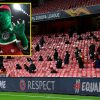 Gunnersaurus and a couple of,000 Arsenal followers return to Emirates for UEL conflict vs Speedy Vienna