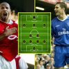 Frank Lampard, Thierry Henry, Ashley Cole… A mixed Chelsea and Arsenal XI from once they have been Premier League's most feared golf equipment