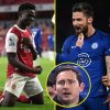 Why Chelsea's response to Arsenal nightmare happy Frank Lampard regardless of failure to beat Aston Villa