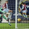 Sam Allardyce fails to make rapid impression as 10-man West Brom lose to dominant Aston Villa