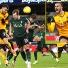 Romain Saiss heads in late equaliser as Tottenham miss probability to go third at Wolves