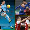Arsenal get the higher of Chelsea, Man City and Everton win, Leicester deny Manchester United three factors