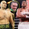 Anthony Joshua clears potential hurdle for Tyson Fury struggle as he confirms he can be prepared to vacate WBO title if Oleksandr Usyk necessary is enforced