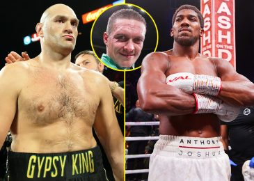 Frank Warren insists Oleksandr Usyk can't stop Anthony Joshua vs Tyson Fury as he offers replace on Usyk vs Joe Joyce