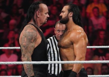 Drew McIntyre hits again at The Undertaker for calling WWE product 'tender'