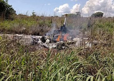 4 gamers and president of Brazilian membership Palmas FR killed in aircraft crash as plane goes down moments after take-off