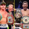 All main upcoming fights, dates and outcomes from Canelo Alvarez, Anthony Joshua and Tyson Fury