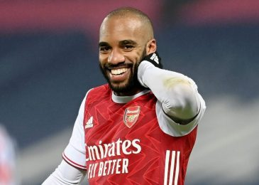 Actual Madrid be part of Atletico in race to signal Alexandre Lacazette amid 'strained' relationship with Arsenal boss Mikel Arteta