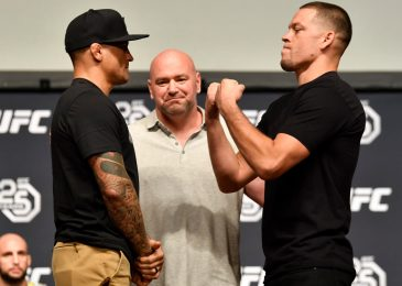 Nate Diaz mocks Conor McGregor after UFC 257 KO and tells Dustin Poirier he desires to face him subsequent