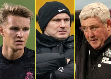 LIVE REACTION as Frank Lampard SACKED and Thomas Tuchel to develop into Chelsea boss, whereas Steve Bruce informed to resign at Newcastle and Arsenal signing Martin Odegaard