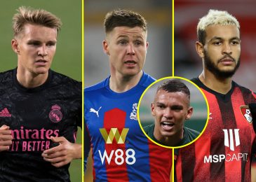 Switch information LIVE: Arsenal signing Odegaard on mortgage, Celtic eye Crystal Palace ace, West Ham prep £16m King bid, Manchester United lead Veron race