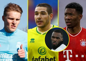Soccer information and switch gossip LIVE: Chelsea to sack Frank Lampard, Arsenal signing Odegaard and nonetheless need Buendia, Klopp tells Liverpool to usher in Alaba,