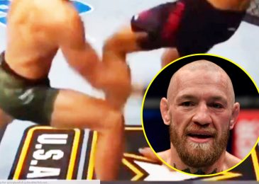 Sports activities damage skilled explains what Dustin Poirier did to Conor McGregor's leg at UFC 257 to go away him on crutches